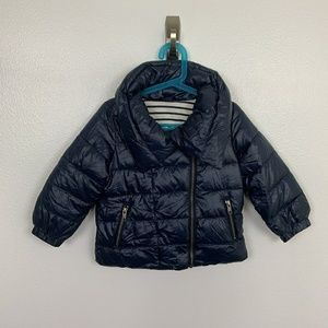 Baby Gap Winter Jacket Quilted Toddle Sz: 4 Years